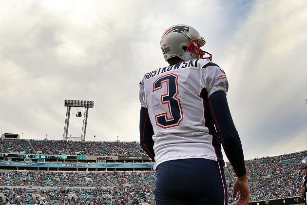 Stephen Gostkowski Closes in on Patriots' Points Record