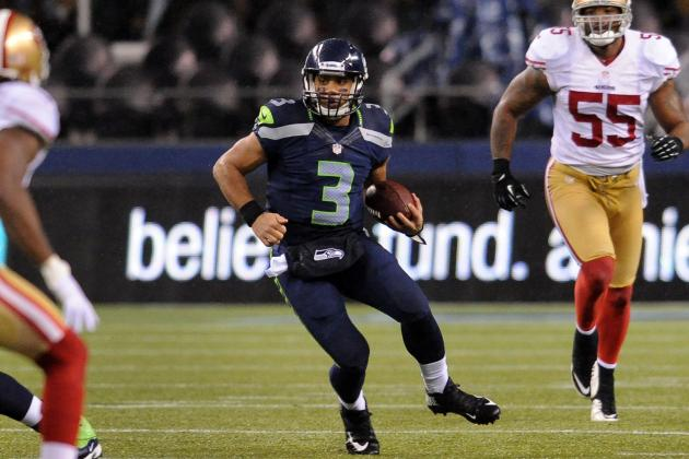 NFL Rookie of the Year: 4-Touchdown Performance Moves Russell Wilson to Front