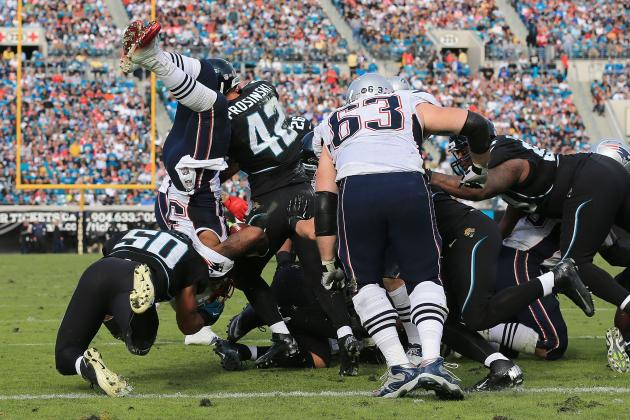 Mularkey Says Patriots Broke Rules at Goal Line