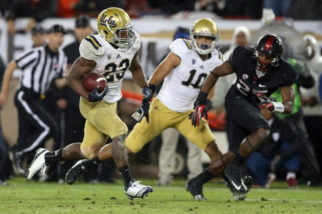 UCLA Bruins vs. Baylor Bears Holiday Bowl: Odds, Betting Preview, Pick and More