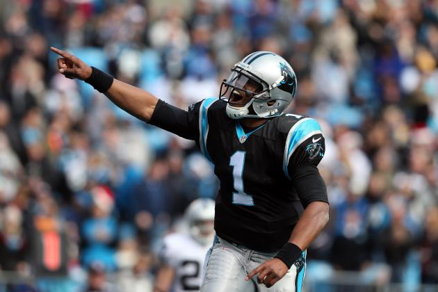 2012 Fantasy Football Quarterback Rankings: NFL Week 17
