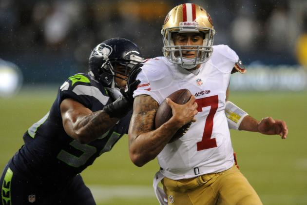 Colin Kaepernick: What Seahawks Loss Tells Us About 49ers QB Before NFL Playoffs