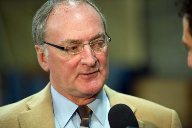 Notre Dame AD Swarbrick Praises Football Staff's Creativity