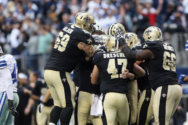 New Orleans Saints Defense Continues Roller Coaster Ride vs. Dallas
