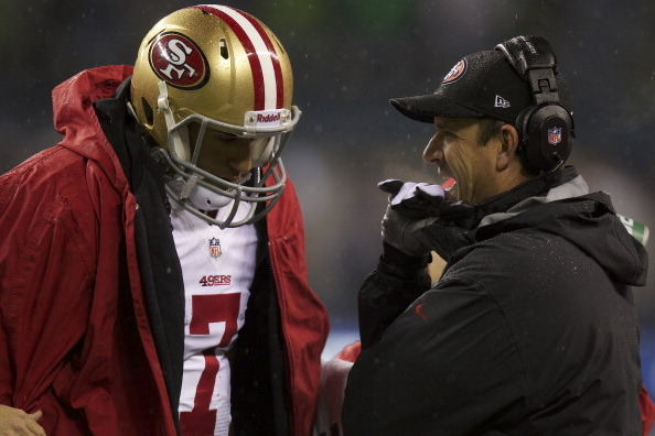 Are We Sure 49ers Made the Right Call Switching from Smith to Kaepernick?