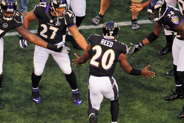 Ed Reed Faces Discipline After Illegal Hit