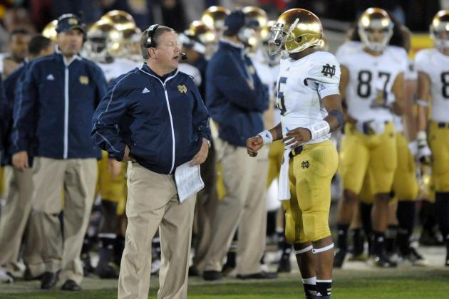 Notre Dame Football: How David (the Irish) Can Slay Goliath (Alabama)