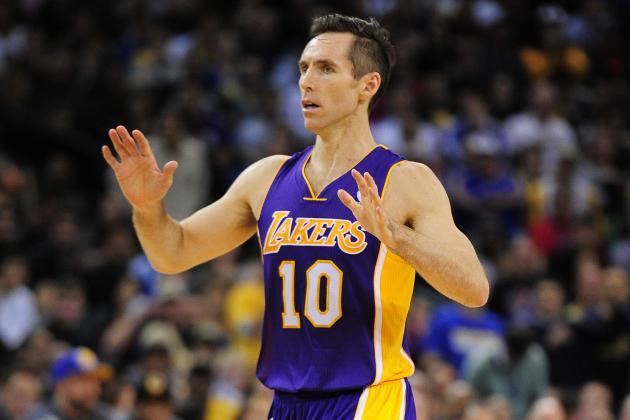Steve Nash Declares His Leg Pain Manageable