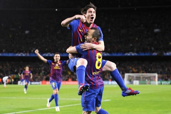 Breaking Down Lionel Messi's Magical 91-Goal Year for Barcelona and Argentina