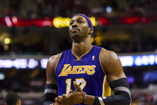 Dwight Howard Reveals Plans for His LA Lakers Future