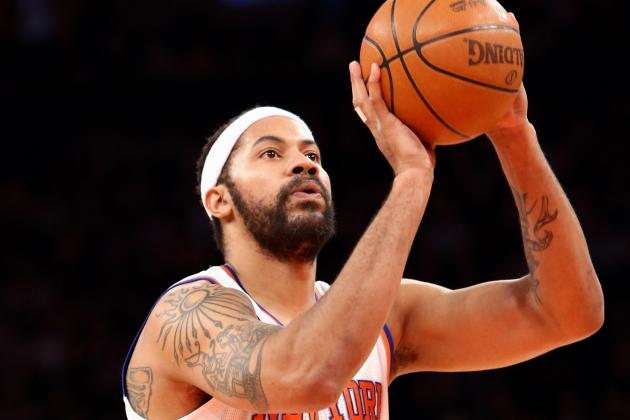No Timetable for Wallace's Return to Knicks from Foot Injury