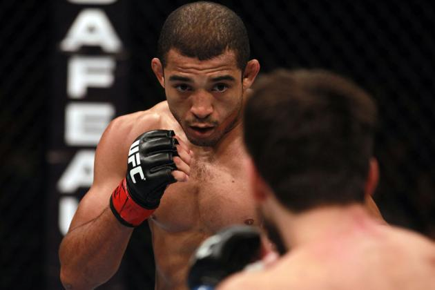 Jose Aldo's Coach Says '1 More Year' Before Move to UFC Lightweight Division