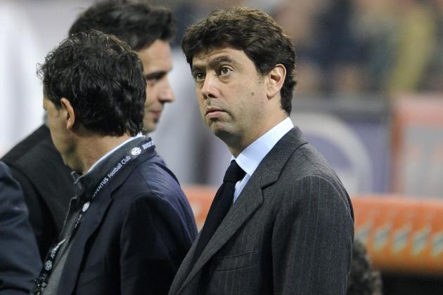 Agnelli: Juve Not Yet Champions