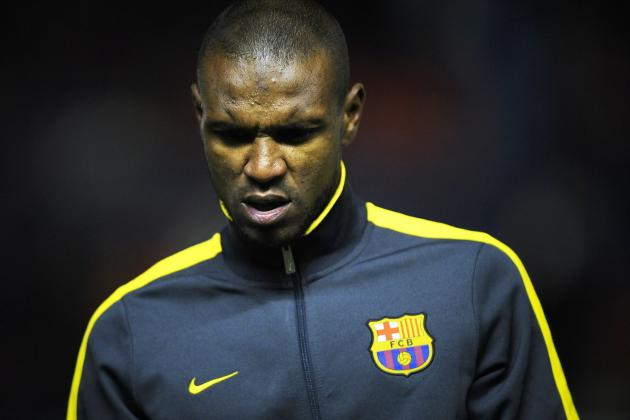 Abidal on Return, Barca Future