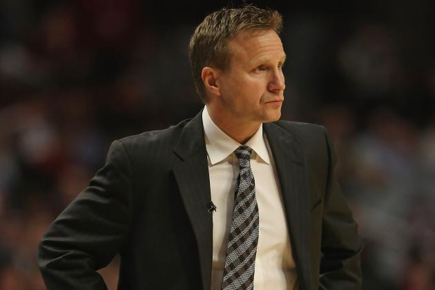 The Lighter Side of Thunder Coach Scott Brooks