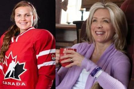Richardson Women Remarkable Symbols of Strength and Courage in Women's Hockey