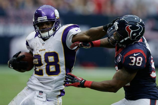 2012 Fantasy Football Running Back Rankings: NFL Week 17