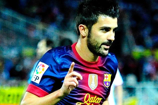 David Villa: Potential Suitors Must Look Elsewhere to Fill Striker Needs
