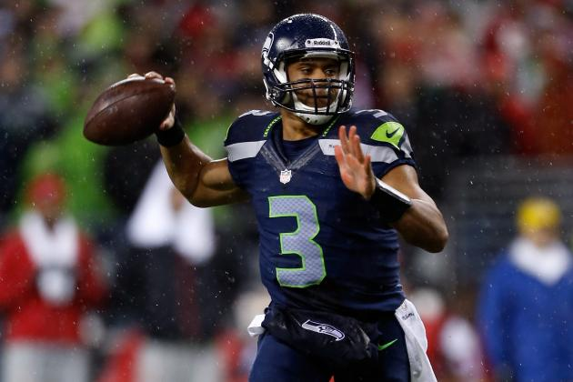 Russell Wilson: Fantasy Outlook for Seattle Seahawks QB in Week 17 vs. Rams