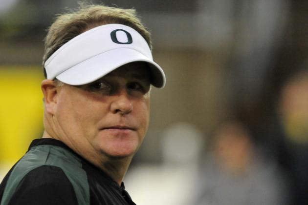 Oregon Football: Chip Kelly Rumors Won't Keep Ducks from Dominating Fiesta Bowl