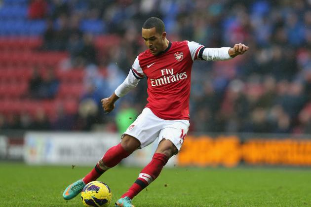 Arsenal Transfer News: Why Gunners Can't Get Rid of Theo Walcott