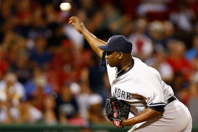 Kansas City Royals Should Pursue Reliever Rafael Soriano