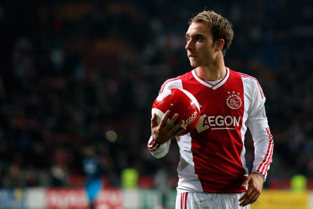 Tottenham Transfers: Is a Move for Christian Eriksen on the Cards for Spurs?
