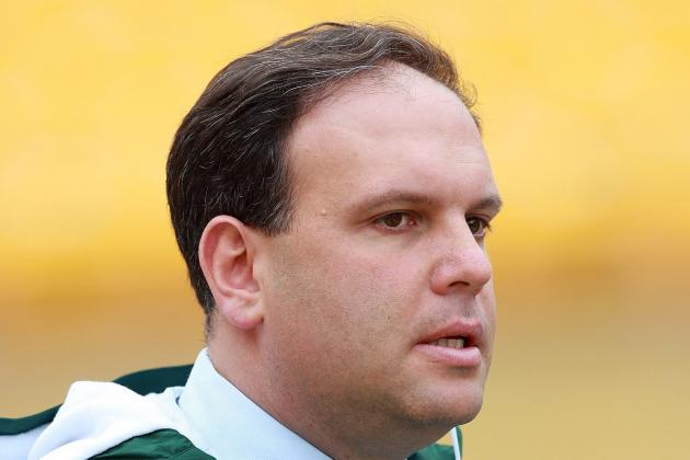 Jets Explore Potential GMs, Look to Keep Tannenbaum in Cap Job