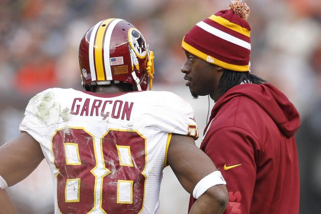 Robert Griffin III and Pierre Garcon: Next Great QB-WR Tandem?