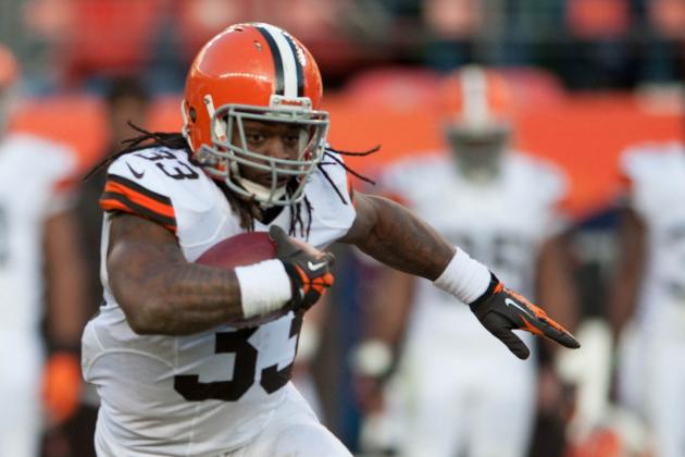 Brandon Weeden and Trent Richardson Not Ruled out for Finale