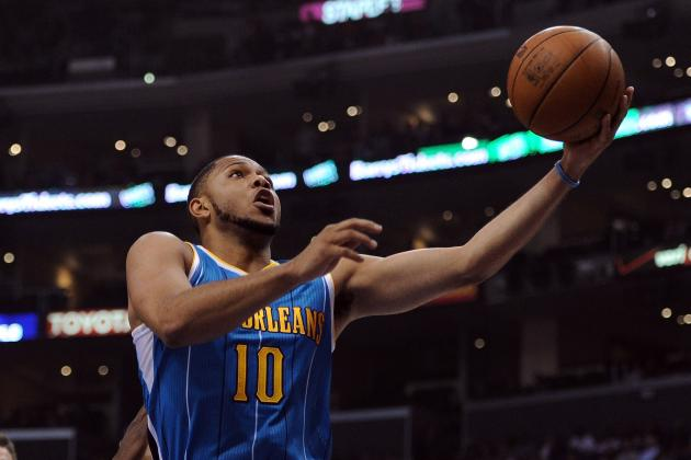 Eric Gordon Participates in First Full-Contact Practice Since October