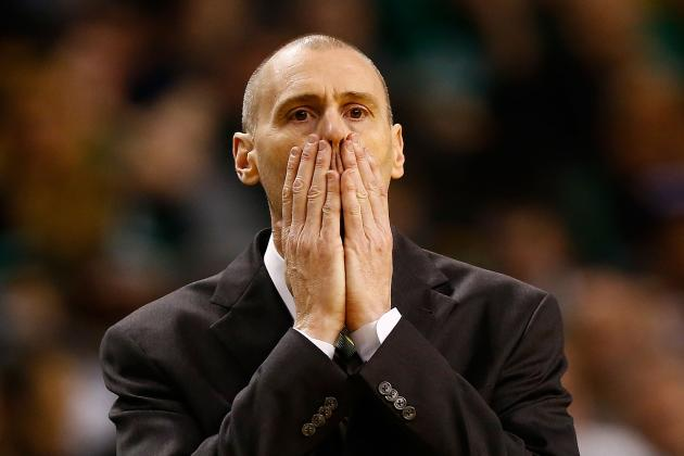 Rick Carlisle: 'We're Rebuilding a Championship Team'