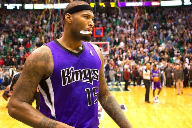Sacramento Kings Reinstate DeMarcus Cousins from Suspension