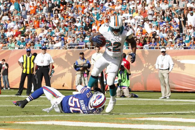 Reggie Bush Makes a Strong Case for Extension with Miami Dolphins