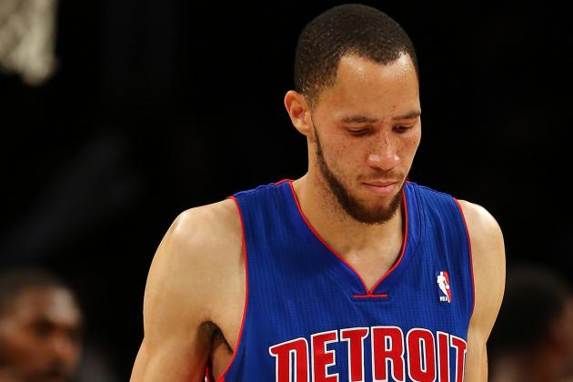 Tayshaun Prince's Sprained Ankle Makes Detroit Pistons Veteran
