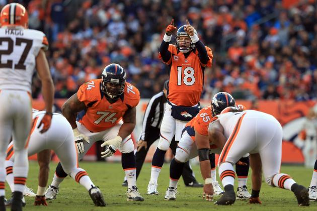 Cleveland Browns vs. Denver Broncos: Broncos Proving to Be AFC's Team to Beat
