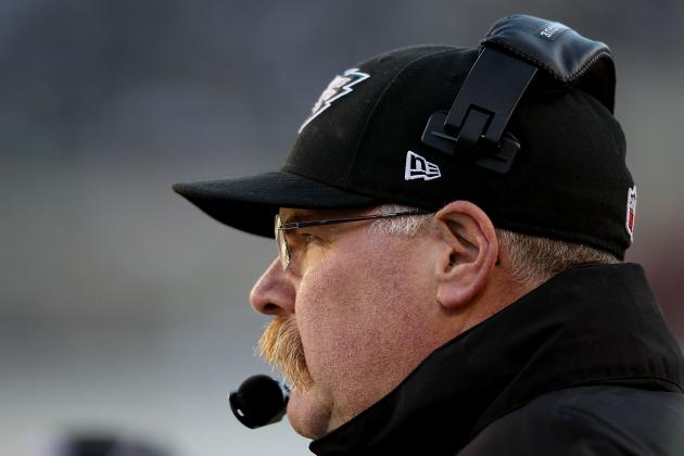 Andy Reid's Son Garrett Found Dead in Lehigh University Room at Eagles Camp