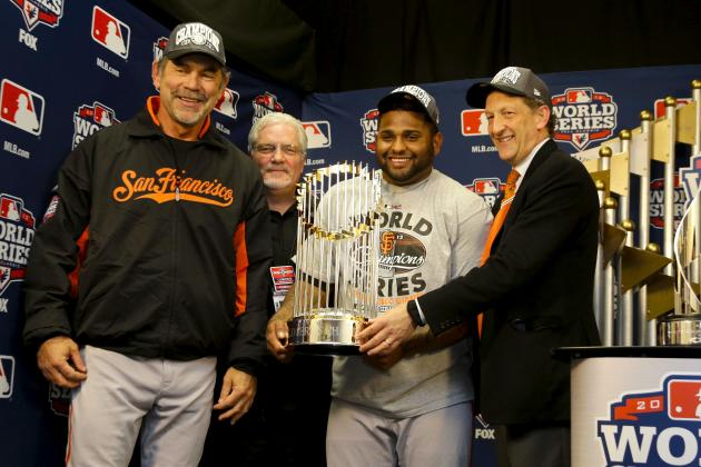 New Year's Resolutions for the San Francisco Giants in 2013