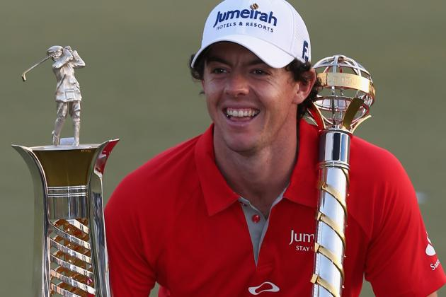 McIlroy Named U.S. Golf Writers' Player of Year