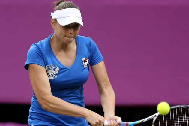 Zvonareva (Shoulder) out of Australian Open