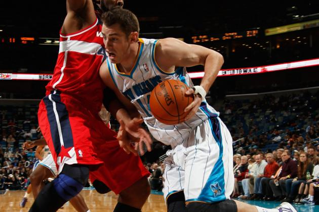 Hornets Injured Forward Jason Smith May Return This Week