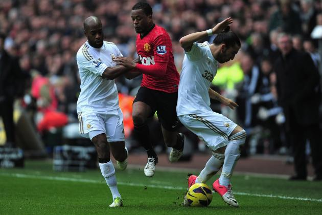 Manchester United: Patrice Evra Running on Borrowed Time