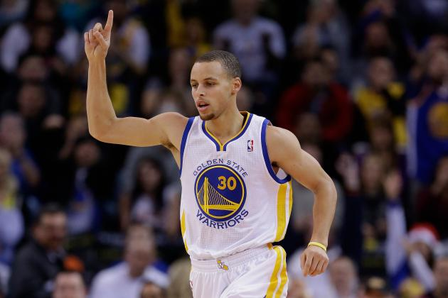 Golden State Warriors Are NBA's Most Dangerous Sleeper Team