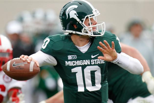 Michigan State Quarterbacks Will Run with the Football Against TCU