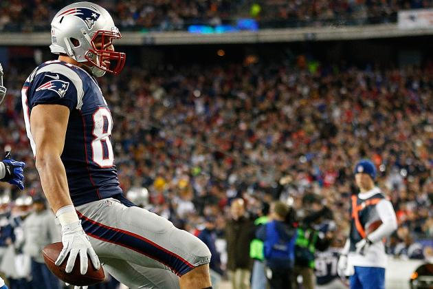 Breaking Down Patriots' Problems and Progression Without Rob Gronkowski