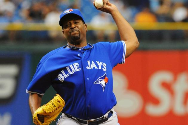 Blue Jays Hoping 42-Year-Old Darren Oliver Will Change His Mind About Retiring