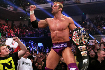 Zack Ryder's WWE Success Has Passed