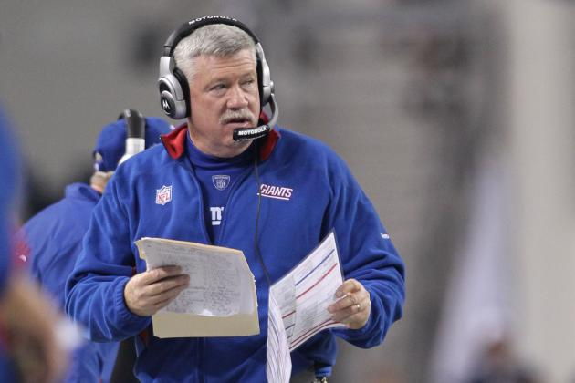 New York Giants: Kevin Gilbride and Perry Fewell Should Be on Hot Seats