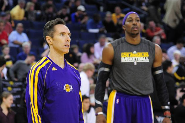 Dwight Howard Will Finally Be Himself with Steve Nash at Helm of LA Lakers