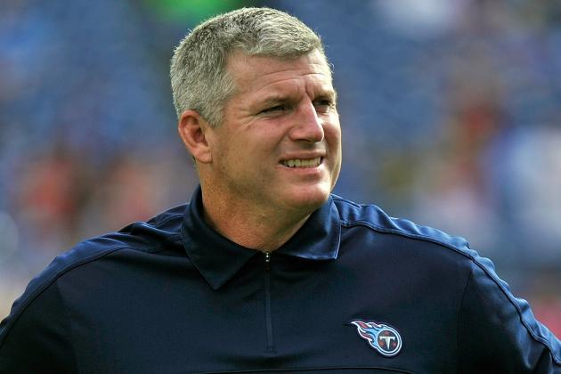 Munchak Confident He Can Fix Titans Problems